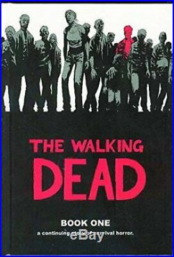 The Walking Dead Book 1 Bk. 1 Walking Dead 12. By Kirkman, Robert Hardback