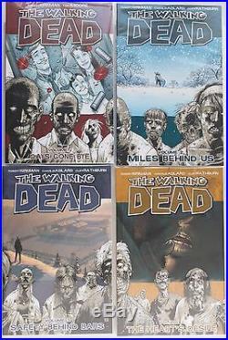 The Walking Dead Vol 1 26 NEW Kirkman Adlard Rathburn Graphic Novel Comic Book