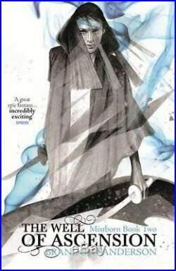 The Well of Ascension Mistborn Book Two 2 by Sanderson, Brandon Paperback The