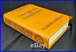 The Wheel of Time Complete 14 Book Series Leather Bound