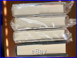 The expanse subterranean press matching signed numbered 4 book set