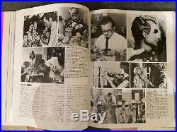 Thunderbirds Pink Book Mega rare Japanese Gerry Anderson