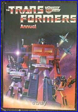 Title THE TRANSFORMERS ANNUAL by NO AUTHOR (1985-05-03) by Anon` Book The Cheap