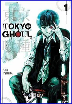 Tokyo Ghoul 1 by Sui Ishida Book The Cheap Fast Free Post