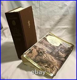 Tolkien Jrr Illustrated Lord of Rings HB by Unnamed Hardback Book The Cheap Fast