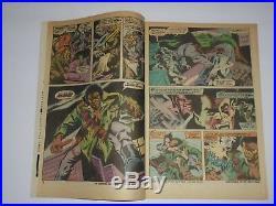 Tomb Of Dracula #10 1973 1st Blade Appearance Rare Comic Book Bronze Nice
