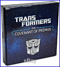 Transformers The Covenant Of Primus By Justina Robson Book Hardcover 2013 New