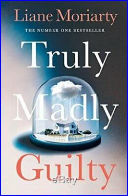 Truly Madly Guilty by Moriarty, Liane Book The Cheap Fast Free Post