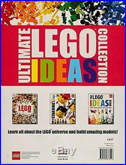 Ultimate Lego Ideas Collection Book The Cheap Fast Free Post