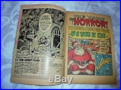 VAULT OF HORROR #35 EC Comic Book GOLDEN AGE 1954 REALLY NICE BOOK
