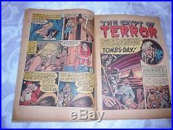 VAULT OF HORROR #35 EC Comic Book GOLDEN AGE COMICS 1954 REALLY NICE BOOK