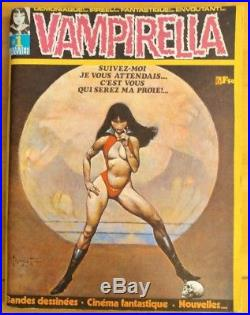 Vampirella #1 (French France Edition) (1971 WARREN Comics) VF/NM Book