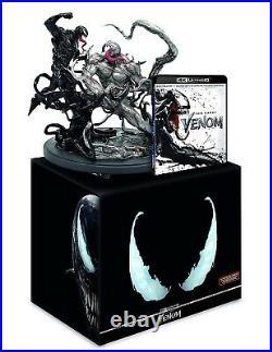 Venom / Limited Collectors Edition / 4K UHD Steelbook + Figur (Tom Hardy) NEU