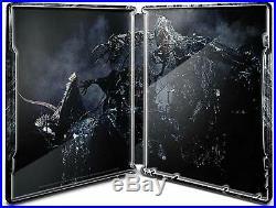 Venom Premium Steel book Edition 4K ULTRA HD Blu-ray Japan Limited Pre-order F/S