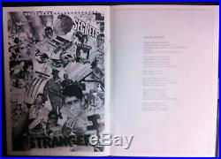 Very Rare! XVBD Before Dirk ADAM ANT Book Written and Illustrated by Adam Ant