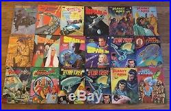 Vintage Coloring Book Collection 1960's & 1970's Green Hornet, Disney, Etc