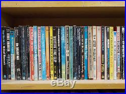 Vintage Sci-Fi Novels HUGE Collection Of 223 Books! (ID2092)