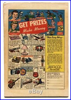 WEIRD FANTASY #17 comic book-FELDSTEIN-E. C. GOLDEN AGE-1952 FN