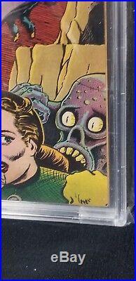 WEIRD TALES OF THE FUTURE #4 11/1952 6.5 FN+ ARAGON Comic Book CBCS SCI-FI