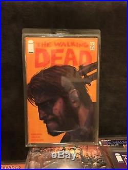 Walking Dead Comic Book Lot