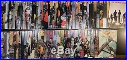 Walking Dead Comics 110 188 Collection Lot of 76 Books