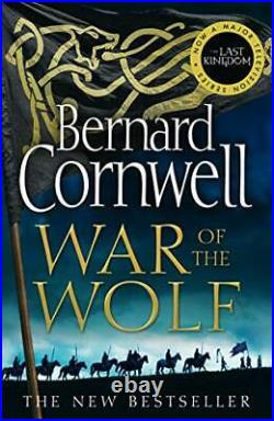 War of the Wolf (The Last Kingdom Series, Book 11) by Cornwell, Bernard Book The