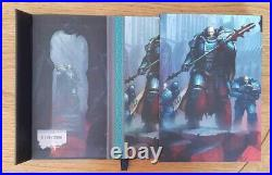 Warhammer Alpharius Head Of The Hydra Limited Book Primarch Black Library Rare