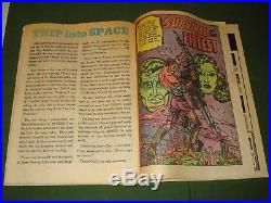 Weird Tales Of The Future #1 Comic Book, March 1952, Complete, No Restoration
