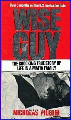 Wiseguy Life in a Mafia Family by Pileggi, Nicholas Paperback Book The Cheap