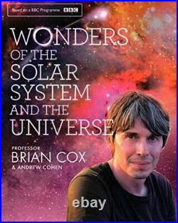 Wonders of the Solar System by Brian Cox, Andrew Cohen Book The Cheap Fast Free