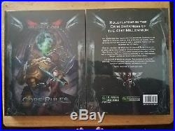 Wrath & Glory Warhammer 40k RPG Core Rule Book Ulisses FROM GEN CON 2018 NEW