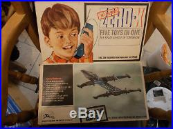Zero X From Thunderbirds Are Go Complete With Instruction Book And Extra Badge