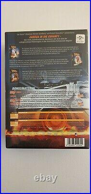Zurück in die Zukunft Blu Ray + DVD Limited Mediabook Edition NEU OVP